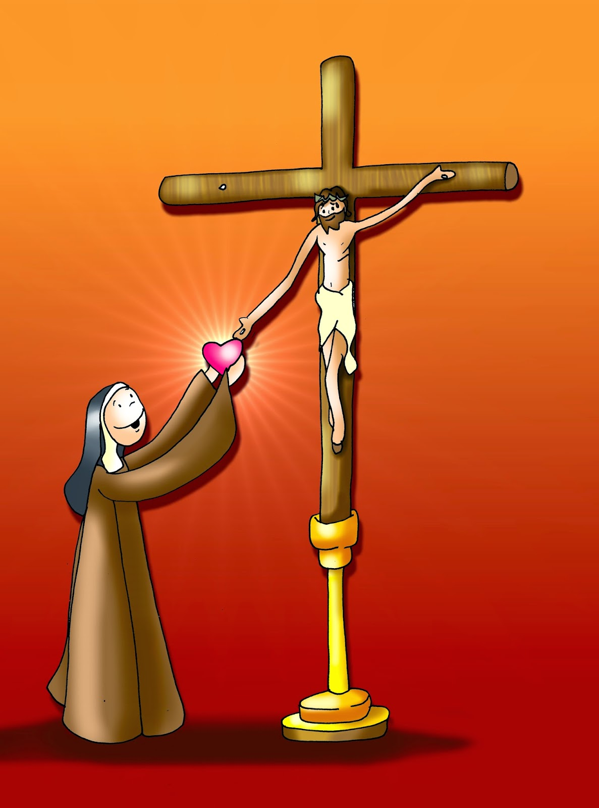 Blog Católico Gotitas Espirituales ®: CUÁNDO DESVIRTUAMOS LA CRUZ DE ...