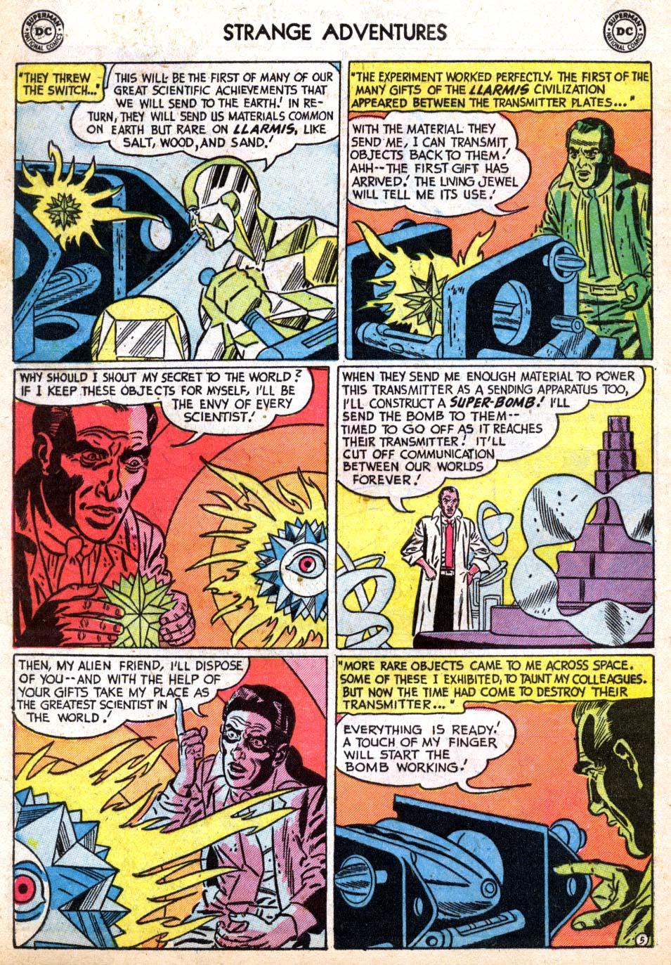 Strange Adventures (1950) issue 25 - Page 32