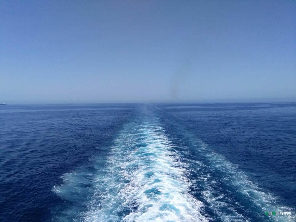 地中海上生活:摩洛哥經西班牙到義大利 三天兩夜遊輪行