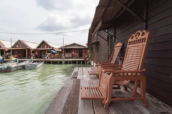 contoh kampung nelayan yang tertata baik