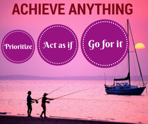 achieve anything in life