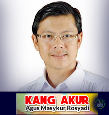 Profil Agus Masykur Rosyadi, S.Si., MM. Cawabup Subang Periode 2018-2023.