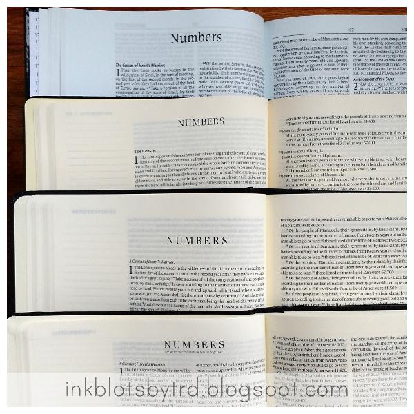 esv journal bible