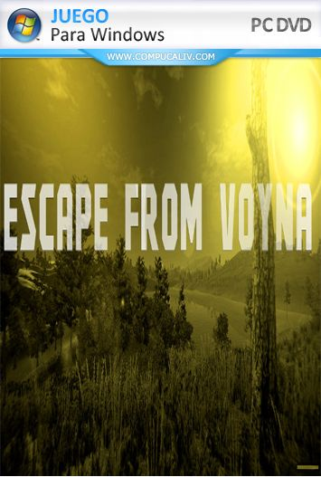 ESCAPE FROM VOYNA: Tactical FPS survival PC Full