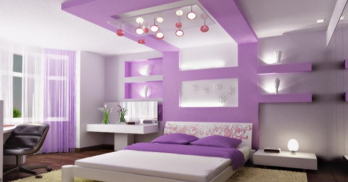 44 Desain Plafon Kamar Tidur Modern dan Cantik - Rumah ...