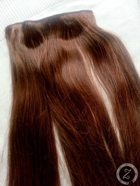 wlosy silky touch medium brown