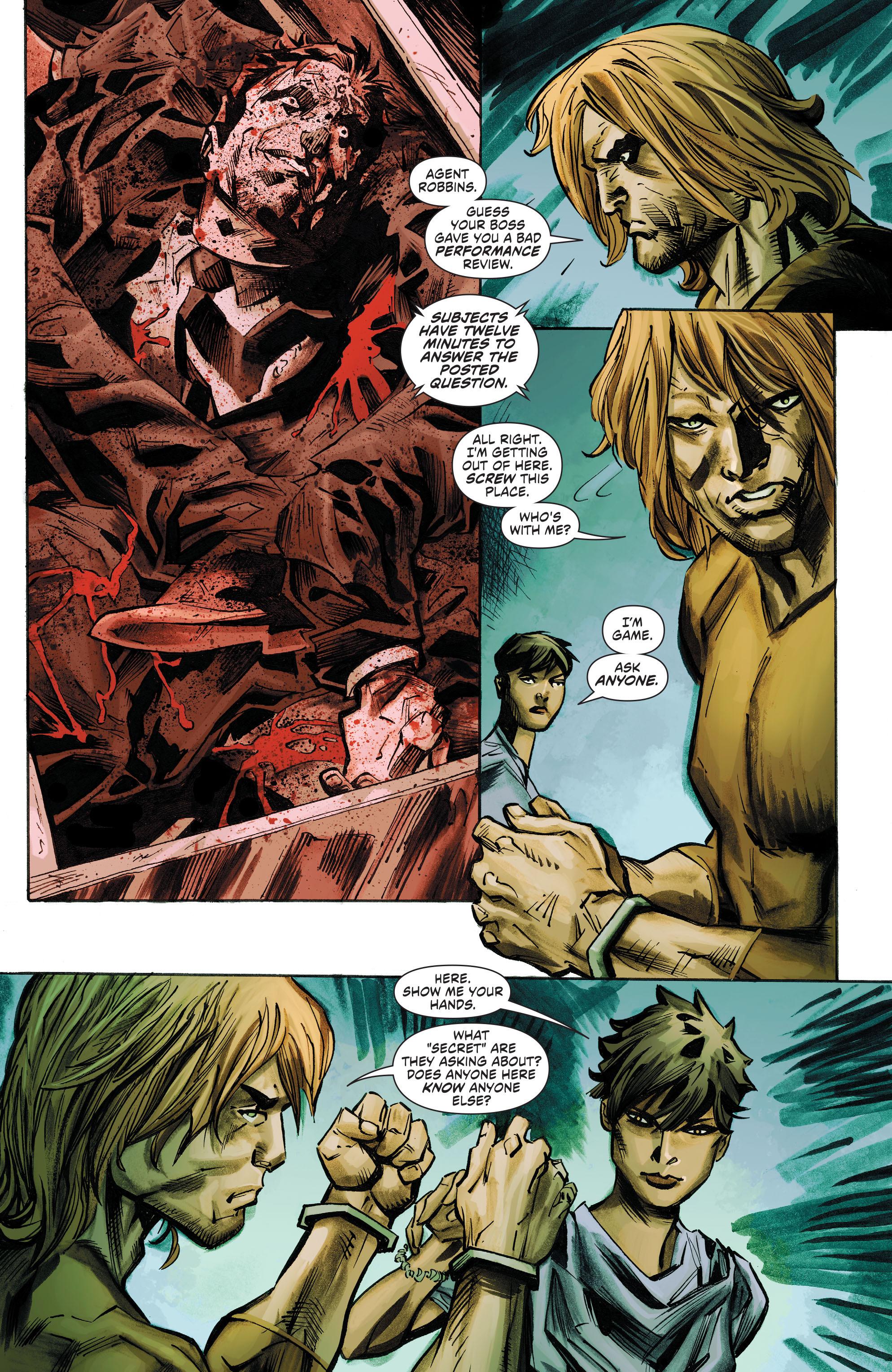 Read online Secret Six (2015) comic -  Issue #1 - 15