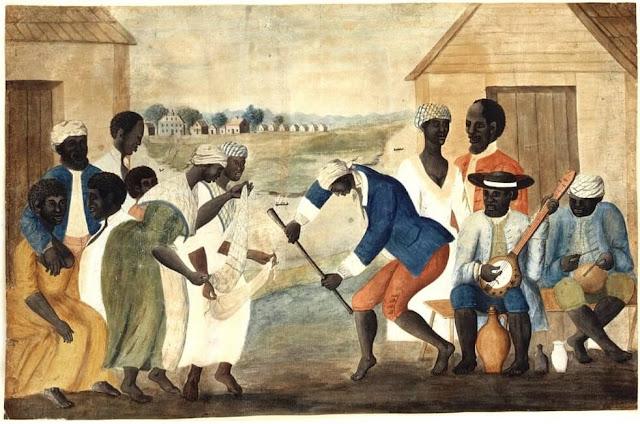 Χορός των σκλάβων - Slave dance 1780's