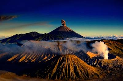 Wallpaper Gunung Bromo