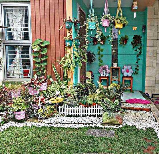 Tips & Cara Membuat Taman Minimalis di Lahan Sempit Rumah