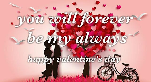 happy valentine's day Kiss 2019