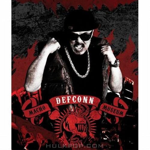 Defconn – Macho Museum (ITUNES MATCH AAC M4A)