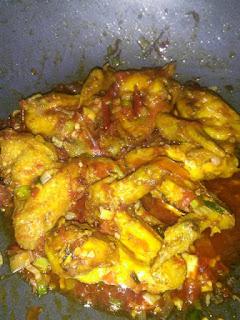 Resep Cara Membuat Ayam Rica-rica