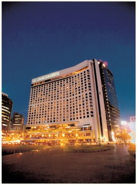 Korea hotels . Plaza hotel (Korea E Tour)