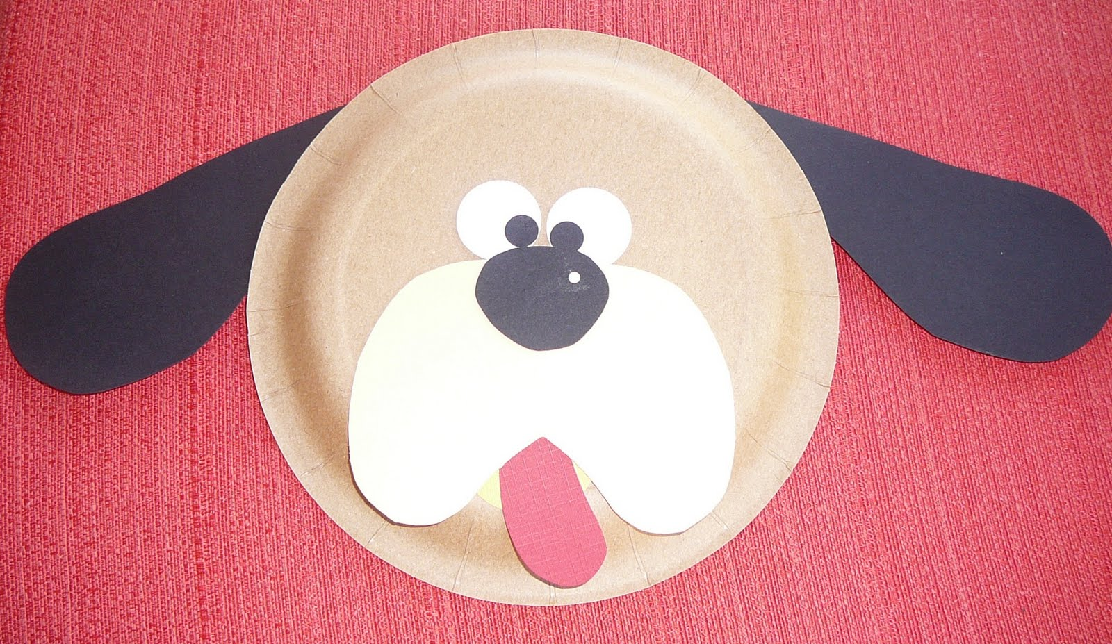 Kids Love English: Paper Plate Animals