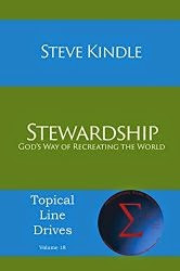 Stewardship: God's way of recreating the world