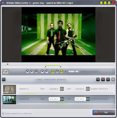 برنامج تقطيع الفيديو المجاني Video Cutter 2015  من موقع الوليد نت