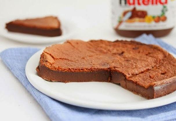 Torta de Nutella (Imagem: Reprodução/Internet)