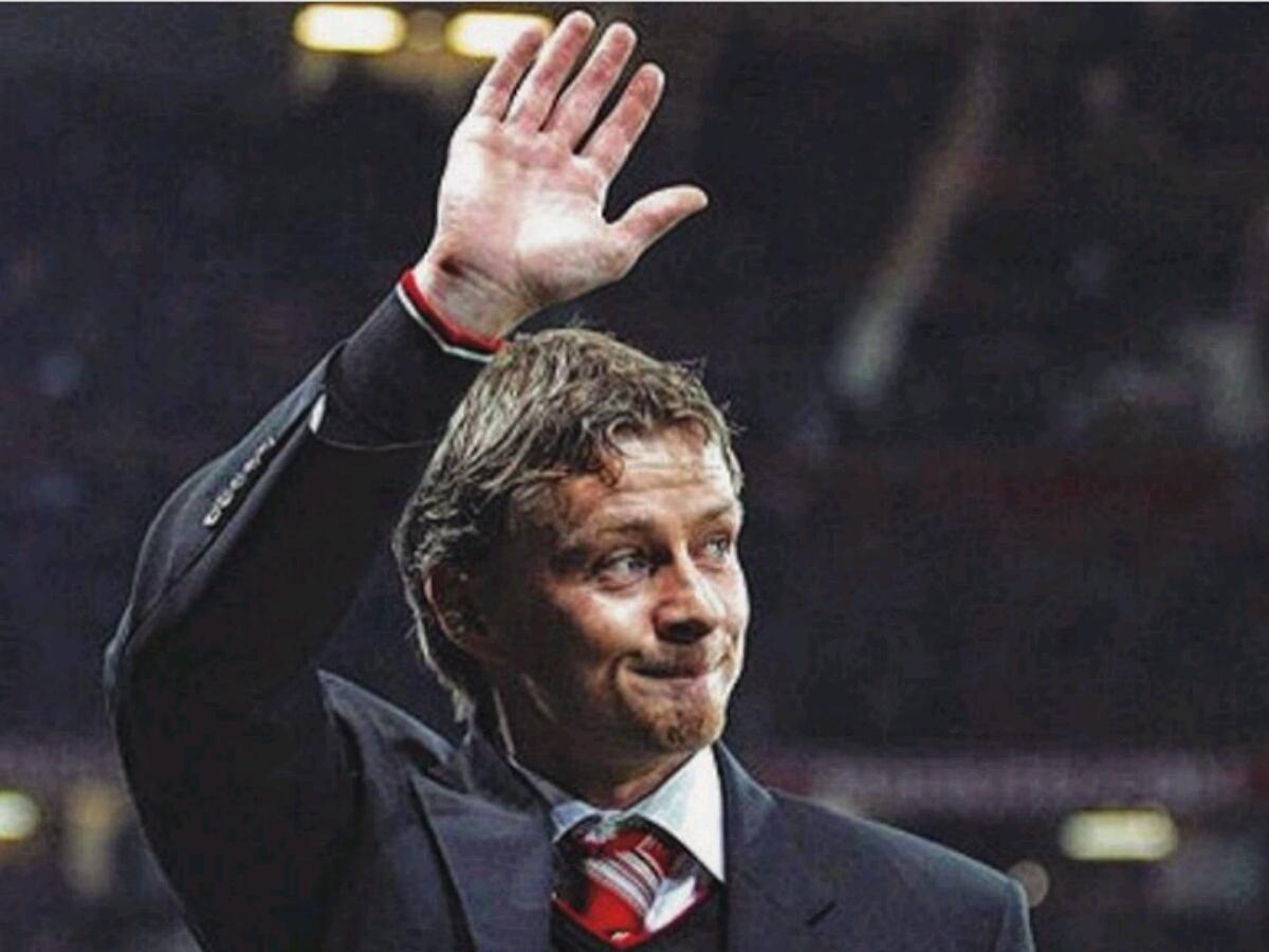 Sah Manchester United Resmi Meminang Solskjaer Sebagai