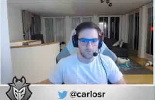 Gamer Terkenal Dunia Carlos Rodrioguez Asal Spanyol