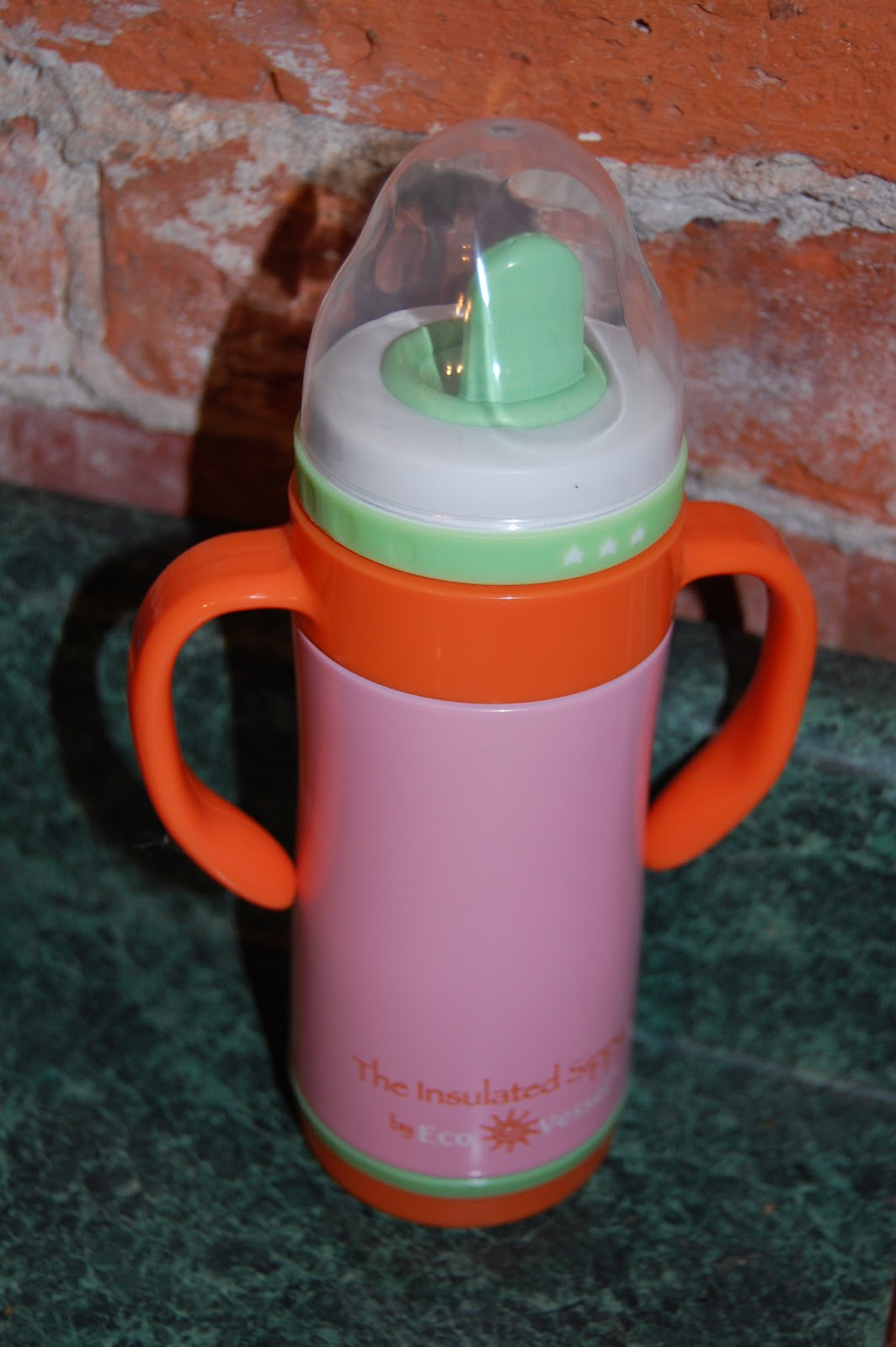 Eco Vessel Insulated Sippy Cup Review Amp Giveaway Peace
