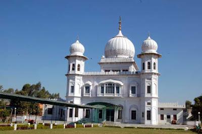 Gurudwara Charan Kamal Sahib
