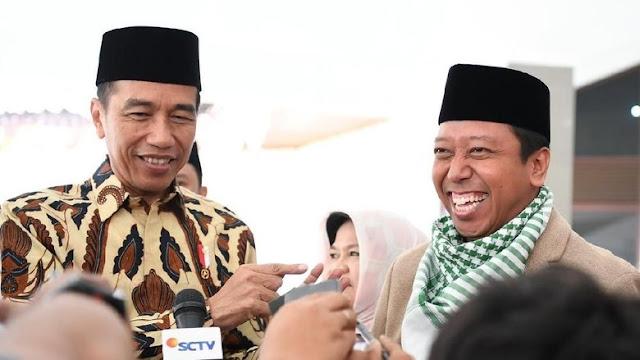 Romi Tersangka, Jokowi: Apapun, Romy adalah Kawan Kita