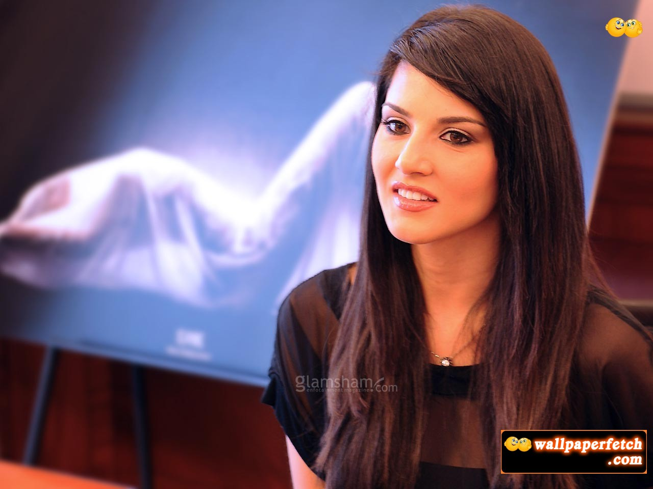Wallpaper Fetch Sunny Leone Hot Wallpapers 2012-9804