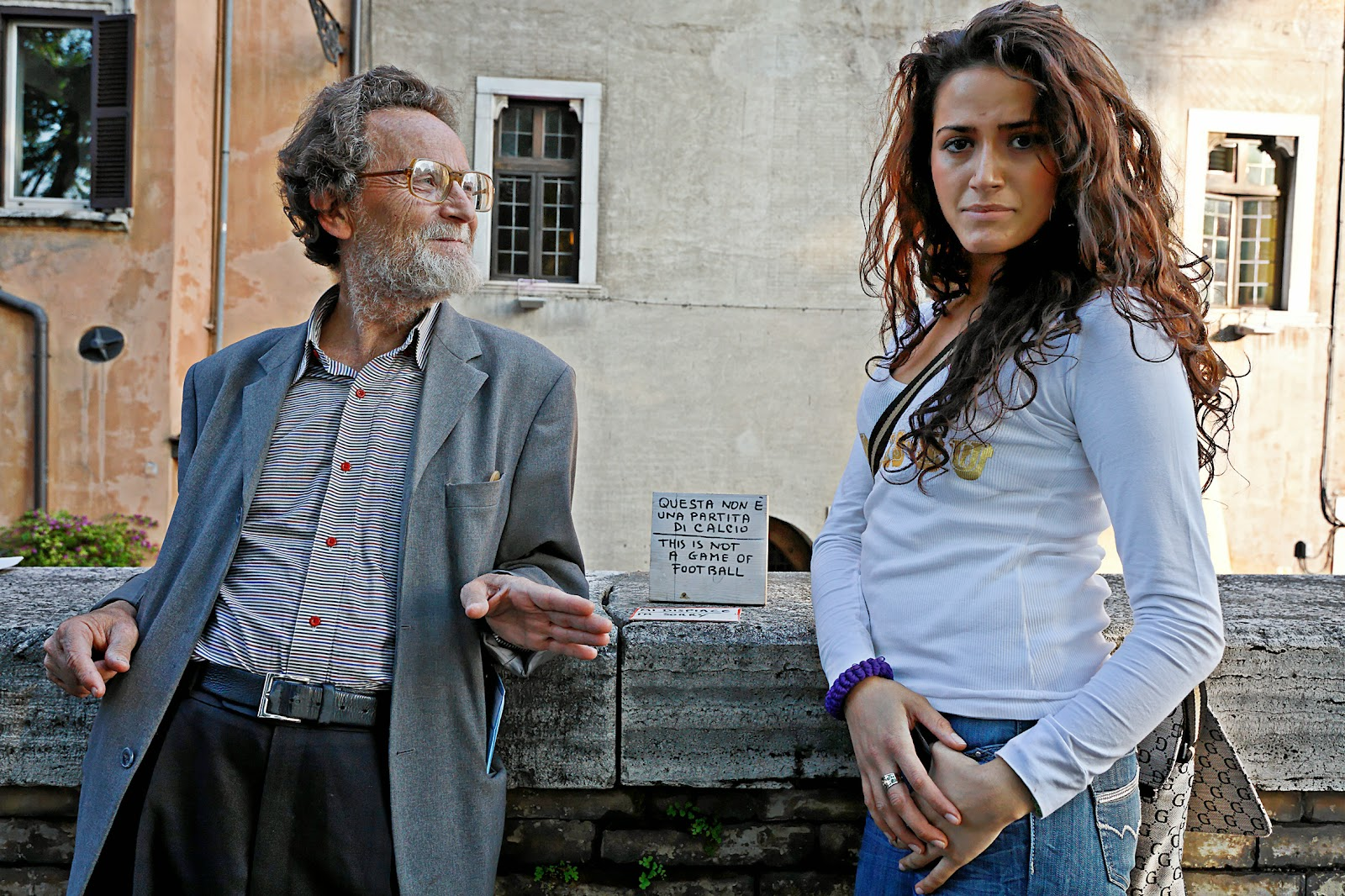 Pian dé Giullari: Fausto Delle Chiaie