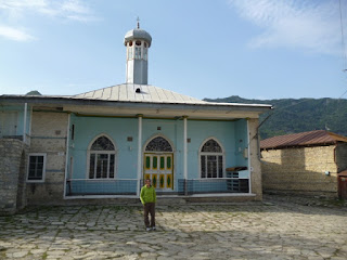 Mezquita en Lahic