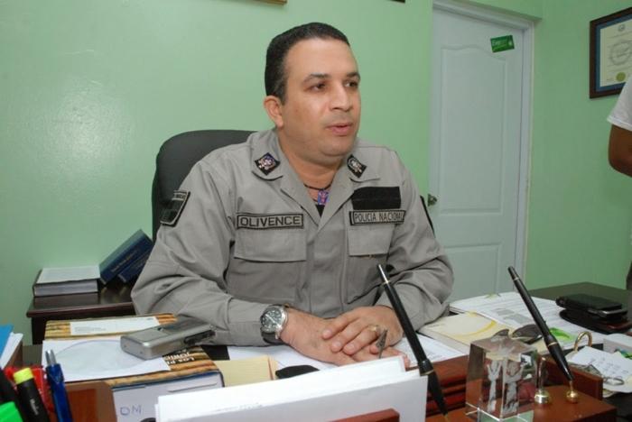 general Orison Olivence Minaya