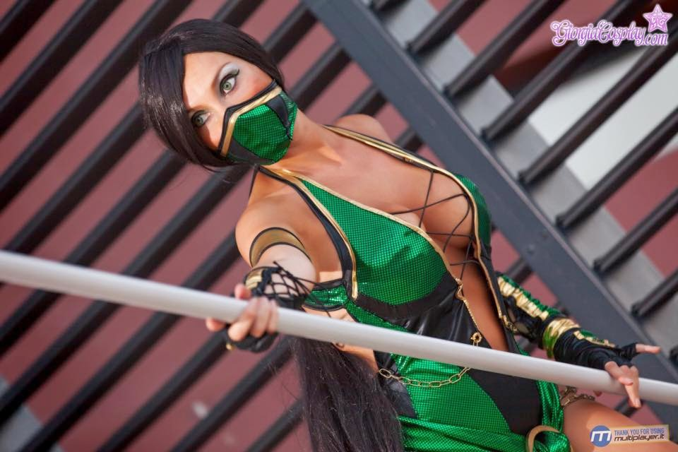 Giorgia Cosplay - Mortal Kombat