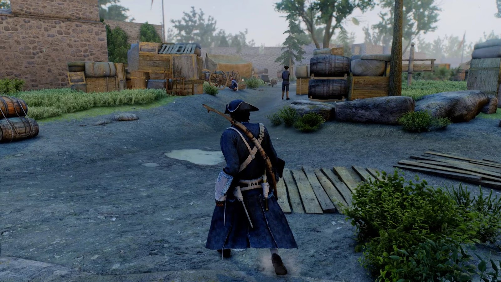 Assassin S Creed 3 Ultra Natural Realistic Graphics Mod