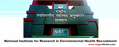 National Institute for Research in Environmental Health - NIREH Jobs