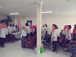 DPW Kartini Perindo Gelar Rapat Pengurus