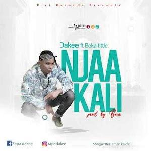 Download Mp3 | Dakee Ft. Beka Tittle - Njaa Kali