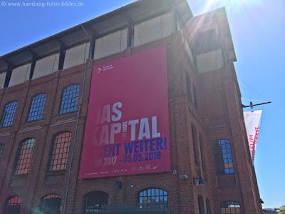 Museum der Arbeit Hamburg - Sonderausstellung das Kapital von Karl Marx