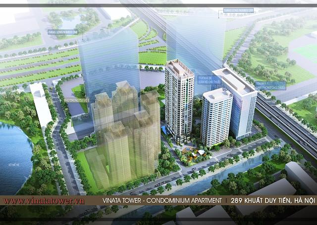 Mở bán chung cư 2B Vinata Tower