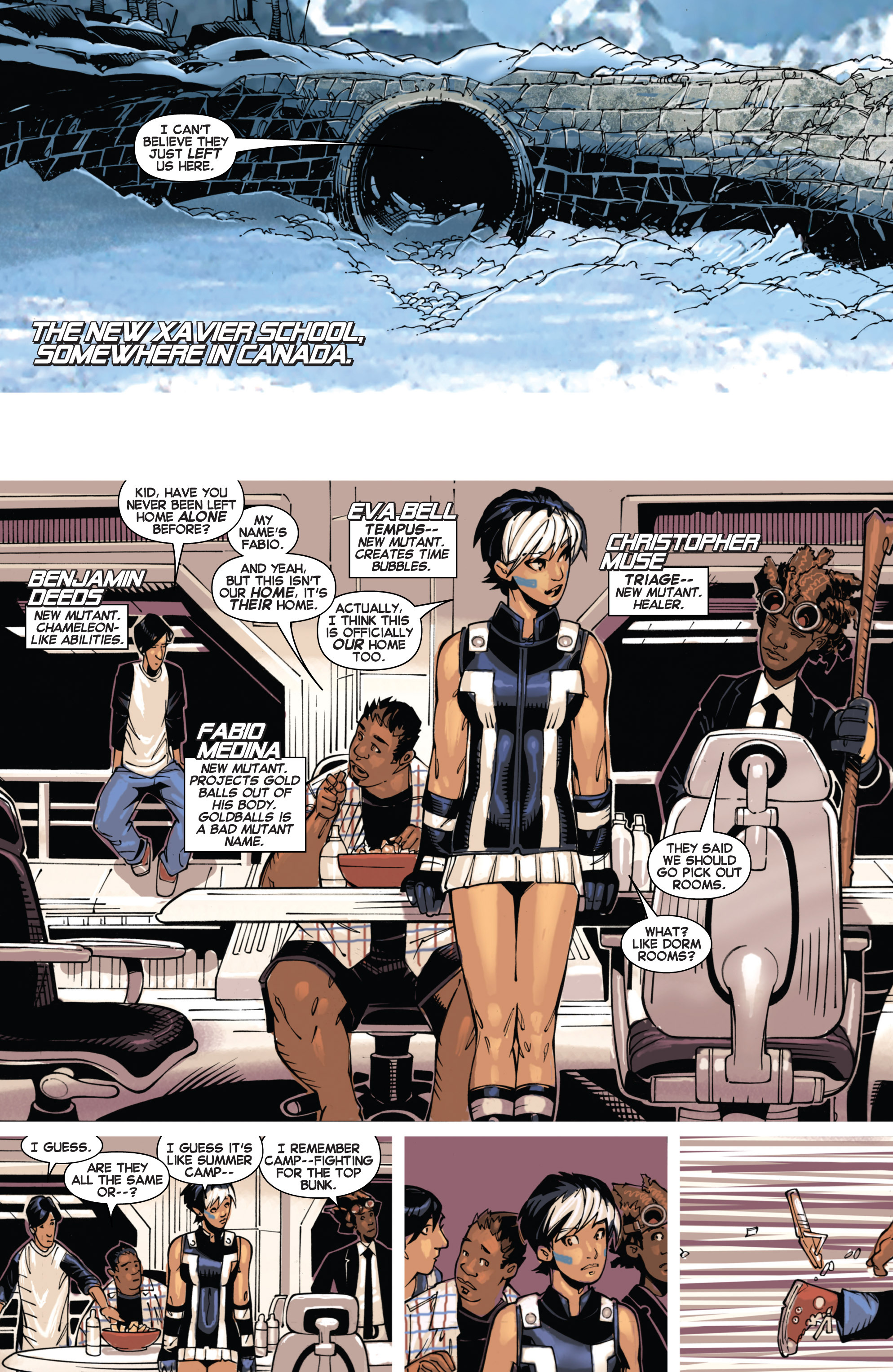 Read online Uncanny X-Men (2013) comic -  Issue # _TPB 1 - Revolution - 72