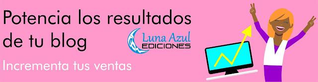 Servicios editoriales, blog, Luna Azul Ediciones