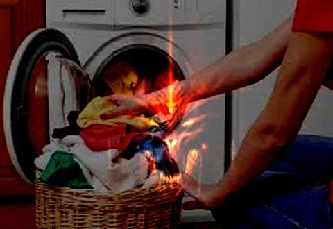 Superstiţii spălat rufe