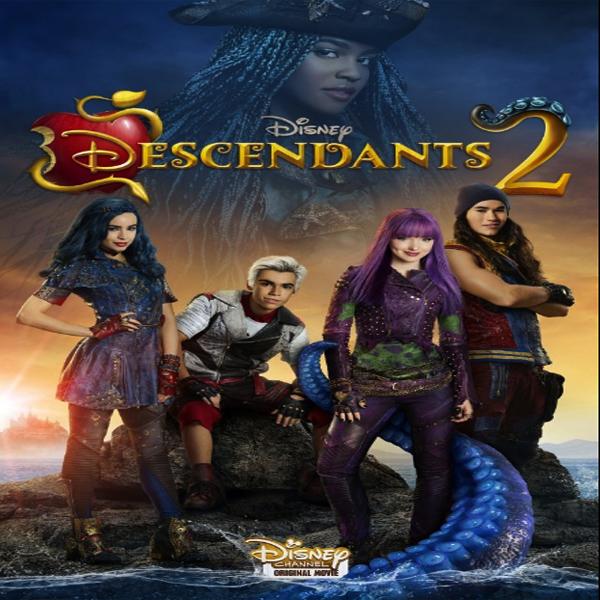 Descendants 2, Descendants 2 Synopsis, Descendants 2 Trailer, Descendants 2 Review, Poster Descendants 2