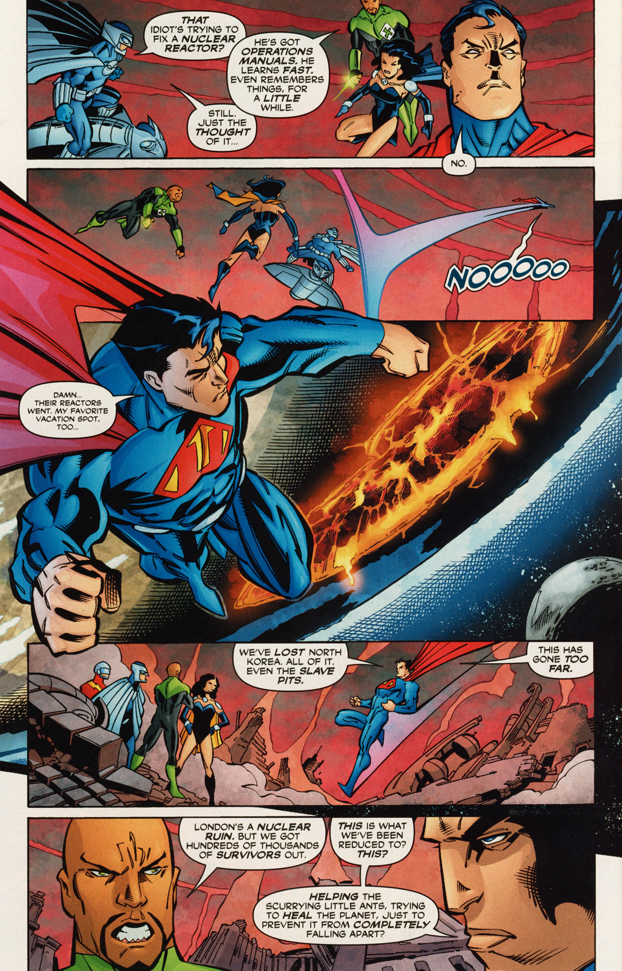 Read online Trinity (2008) comic -  Issue #46 - 25