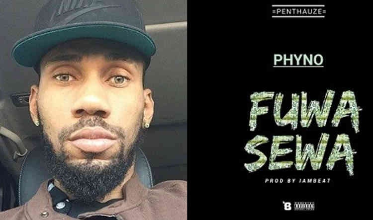 Phyno Out WIth FUWA SEWA