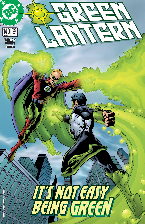 Green Lantern (1990) 140 Page 1