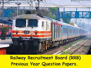 Railway Recruitment Board (RRB) Previous Year Question Papers