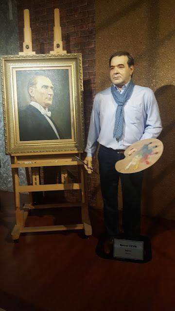 Ressam Nevzat Çevik