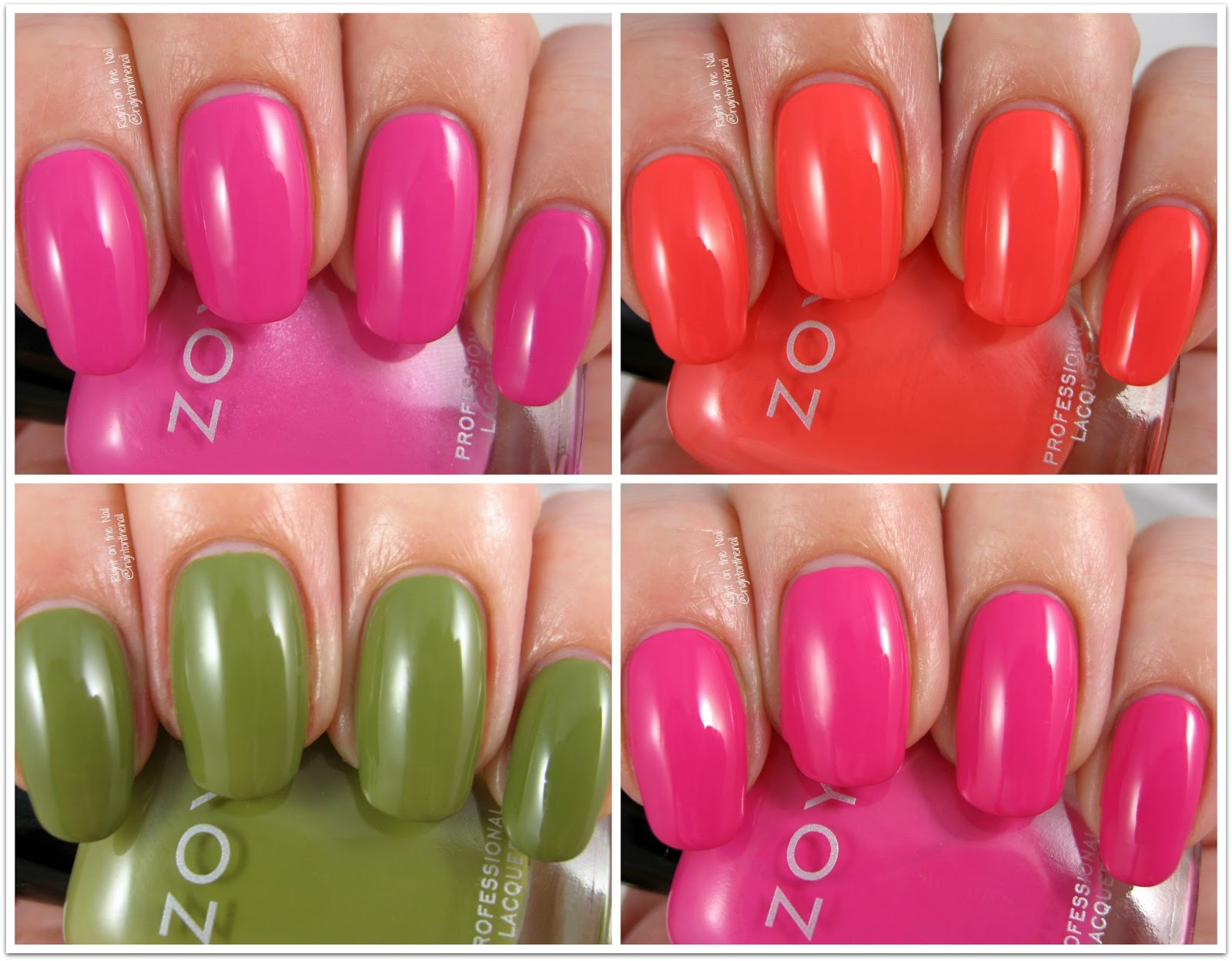 Zoya Nail Polish Msds - To Bend Light