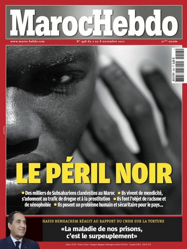 Maroc racisme