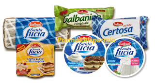 Logo Galbani : buoni sconto del mese di aprile